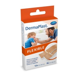 PANSEMENTS DERMAPLAST FLEXIBLE