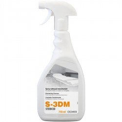 STERICID S-3DM - SPRAY DESINFECTANT