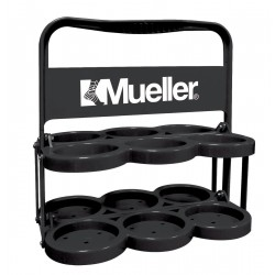 PANIER PLASTIQUE PLIABLE POUR BOUTEILLES (MUELLER)