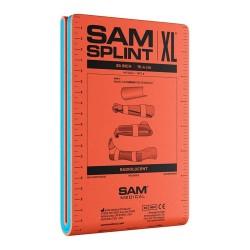 ATTELLE SAM SPLINT PLIÉE EN 2 XL
