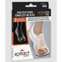 PROTECTION ONGLES BLEUS