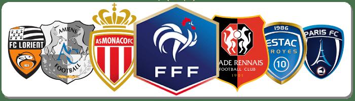Clubs de football partenaires
